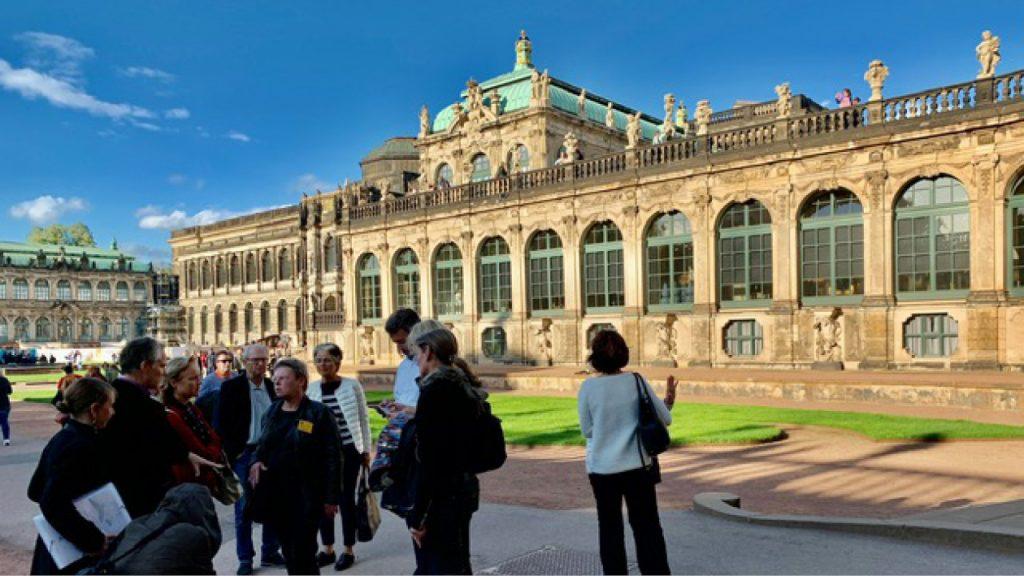 Ausflug im September 2019 der Baden-Württemberger in Berlin in die bezaubernde Stadt Dresden